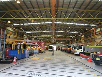 FIRE AND RESCUE NSW HEADQUARTERS