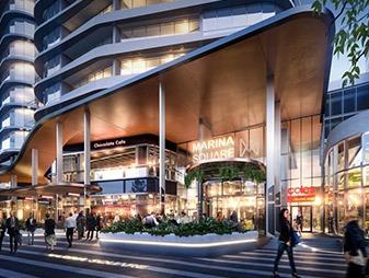 Coles Marina Square