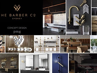 The Barber Co Sydney