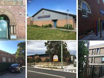 11 Schools - Minor and Major Refurbishment Works